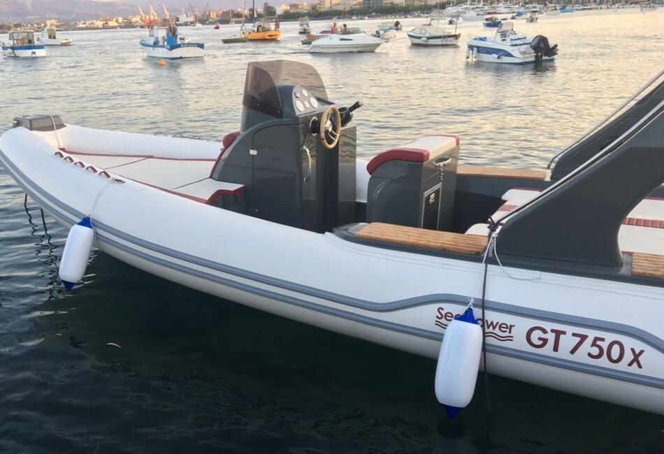 25.3 ft Seapower GT750X
