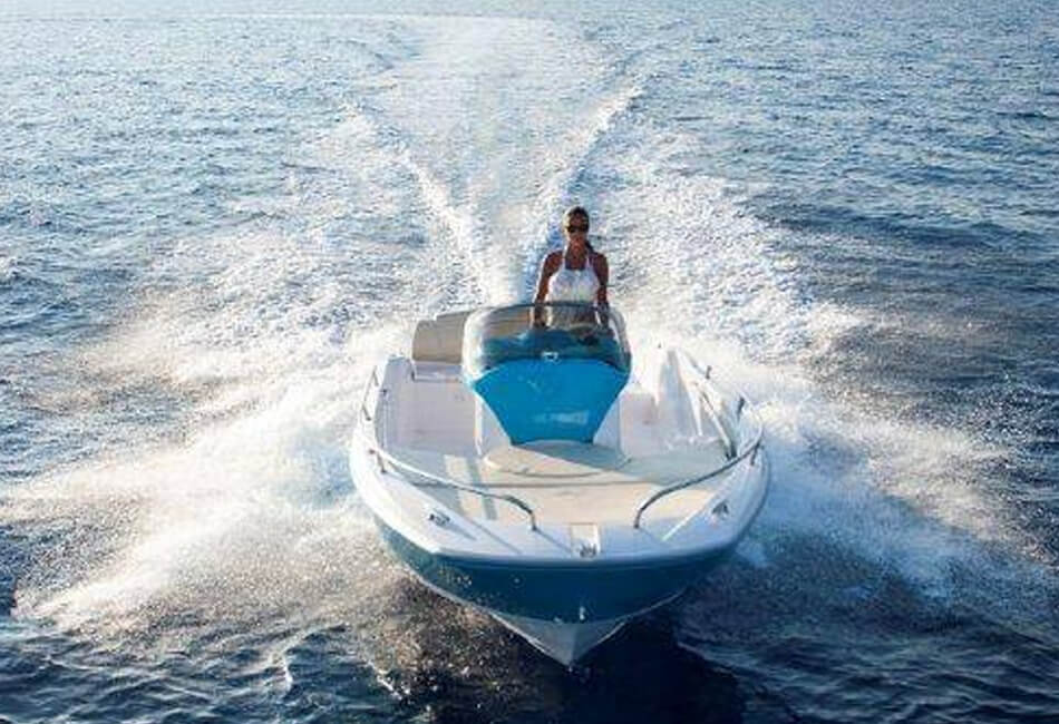 19.7 ft Sessa KL One 70HP